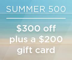 Summer 500 Special Offer