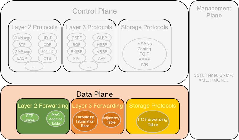 Data plane