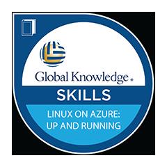 Linux on Azure badge