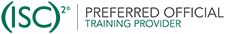 (ISC)² Preferred Official Training Provider logo
