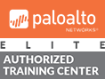 Palo Alto Networks Elite Authorized Training Center logo