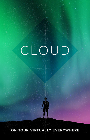 Cloud on tour virtually everywhere